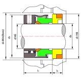 Kran-mechanische Dichtung 109 (TS 109)