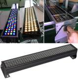 線形AC110-240V/DC24V RGB&White IP65 144W LED Walll Wahser