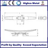 Acier inoxydable Marine Hardware Heavy Duty Cleat