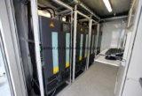 Sistema di conservazione dell'energia di Larg per le costruzioni industriali e commerciali