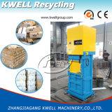 Machine de rebut de presse à emballer de plastique/papier/bouteille pour le récipient, presse hydraulique