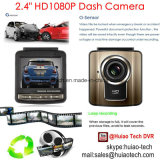 "Factory Hot Sale 2.4 ""Car Black Box Digital Video Recorder Construído em H264. MOV Car DVR Chipset, 5.0mega Car Dash Camera, Mobile DVR-2413"