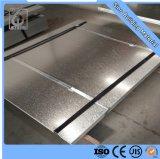 Lo zinco di SGCC ha ricoperto la lamiera di acciaio galvanizzata metallo come portello di rotolamento