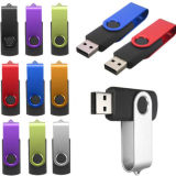 Twister USB 2.0 3.0 Memória Flash USB com logotipo de disco