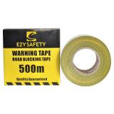 안전 관례에 의하여 인쇄되는 경고 테이프를 위한 인쇄할 수 있는 주의 테이프 바리케이드 테이프