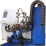 Le tuyau de commande CNC Machine de traitement de torche à plasma biseau de la machine de coupe