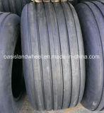 Implemento agrícola neumático (12.5L-15) para el remolque