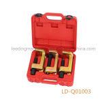 инструменты ремонта тела подпаливания панели 7PCS установленные