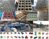 Machine de fabrication de brique concrète Qt4-15D de contrôle hydraulique automatique d'AP du prix usine