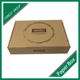 Brown Kraft Paper Box avec impression logo en gros