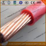 UL 83 Standard Thhn 350mcm fio elétrico