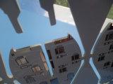 白いSoldermaskの無鉛HASL PCBのボード2layer Fr4