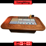 Da tabela luxuosa padrão do póquer dos excrementos do casino do casino SIC BO de Macau tabela eletrônica do póquer para o clube Ym-Si03 do casino