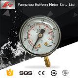 4''Stainless manómetro de membrana higiénica de Aço