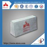 G-7 métallisé de brique de carbure de silicium de nitrure de silicium