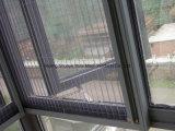 Unsichtbare Fenster-Screening-Ineinander greifen-Fiberglas-Filetarbeit