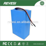 La Chine fournisseur 60V60ah batterie Lithium-ion pour Electro-Tricycle