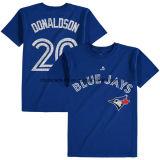 Youth Toronto Blue Jays 2017 Spring Training Nom et numéro T-Shirt