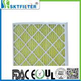 Pre filtro de aire para el sitio de limpieza