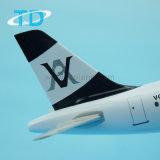 Fabricante del modelo del plano de la visualización de la aviación A320 de Vega