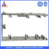 Perfil de aluminio modificado para requisitos particulares del aluminio de la sección de la protuberancia de aluminio