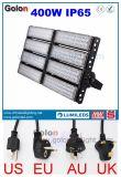 China Supplier 5 Yeas Warranty Imperméable 100-277V EU Us Au UK 400W Outdoor LED Flood Light avec prise