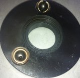Hydraulische Exkavator-Hydraulikpumpe-Swash Platte