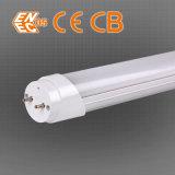 높은 루멘 균등성을%s 가진 깨지지 않는 쉘 LED 관 빛