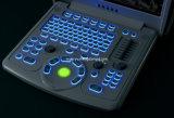 Système de diagnostic portatif de la FDA Scanner échographique Doppler couleur 4D