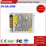 5V 5A 25W Schaltungs-Stromversorgung für LED-Bildschirm