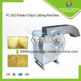 Machine de découpage complètement automatique Ce-Approuvée chaude de pommes chips de la vente FC-502