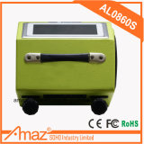 Altavoz Bluetooth Trolley con luz LED