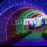 Decorazione istantanea leggiadramente del traforo di illuminazione dell'indicatore luminoso della stringa del LED