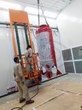 Перекрестная будочка выпечки краски проекта Wld18000 для шины & тележки