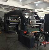 3 machine d'impression graphique de Flexo de trois couleurs avec la qualité