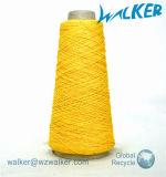 6/2 색깔 손 뜨개질을 하는 털실 면 털실