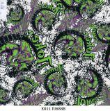 Nuovo elemento idrografico no. E011JU688B del reticolo della pellicola della pellicola PVA del reticolo di disegno (MOQ 10 SQMs)