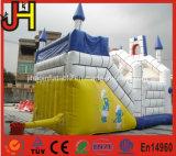 Schönes aufblasbares Schloss, aufblasbarer Schloss-Prahler, aufblasbares Luft-Schloss