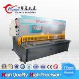 Machine Om metaal te snijden van de Straal van de Schommeling van QC12k 12*2500 de Hydraulische