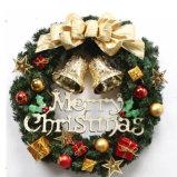 Couleurs nouvellement différentes Artificial Christmas Garland Wreath