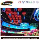 Hohe Definition P3.91 500*500mm Druckguss-Schrank LED-Bildschirm