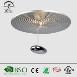Lampada del soffitto di illuminazione della decorazione del metallo di modo del progettista dell'Italia