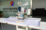 Únicas máquinas principais computarizadas do bordado em Coreia do Sul