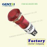 le voyant de signalisation au néon de 110V 125V 24V