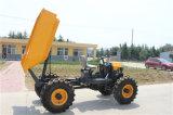 Alimentador de la agricultura de Komodo del descargador de la carretera para el petróleo de palma