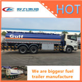 Foton 6X4 20tons Pulvérisateur à eau Sprinkler Bowser Tank Truck