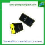 주문 마분지 PVC Windows 장식용 향수 포장 종이상자