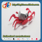 Chine Wholesale Custom DIY Wind up Plastique Robo Crabe Jouets