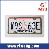 De Nummerplaten van de auto/de Frames van de Nummerplaat van de Auto