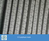 3Dパネルの二重層構築の網を補強する溶接されたワイヤーパネル